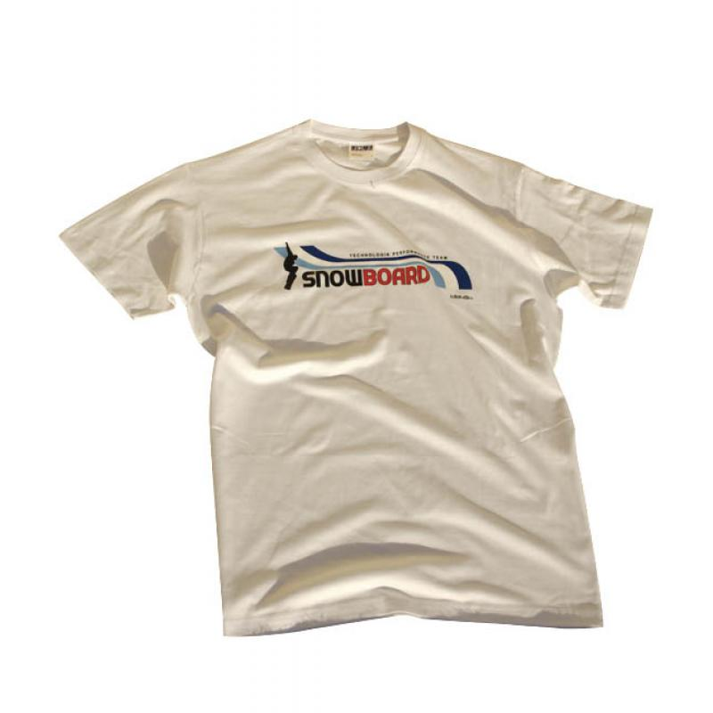 T-shirt SNOWBOARD OLD