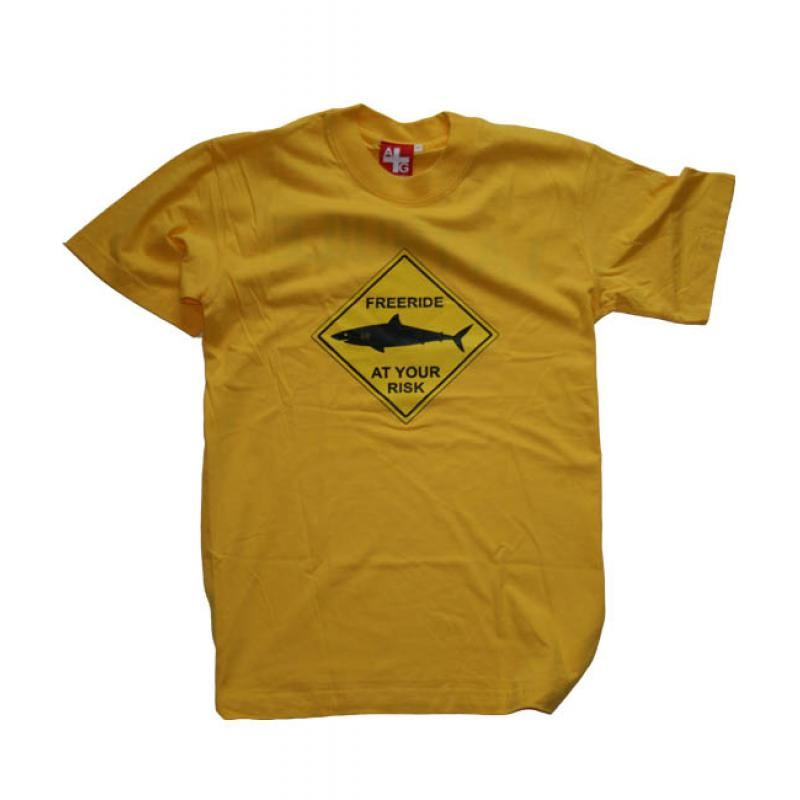 T-shirt Freeride
