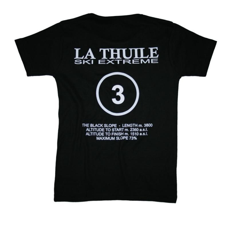T-shirt Just La Thuile