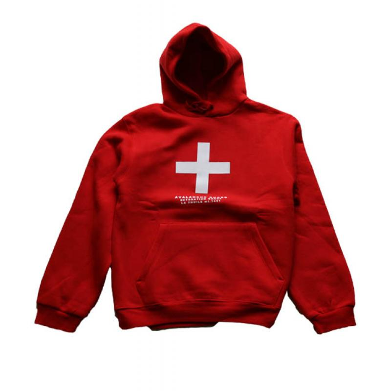 Sweater Avalanche Rosso