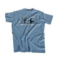 T-shirt HOLIDAY Azzurro