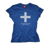 T-shirt Avalanche Indaco manica corta