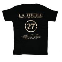 T-shirt Sfida Black